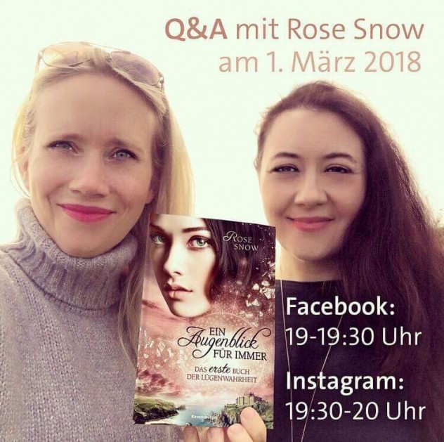 28383738_1918195811557591_629696250_n-632x629 [Fantasywoche 2018] Interview mit den Autorinnen Rose Snow