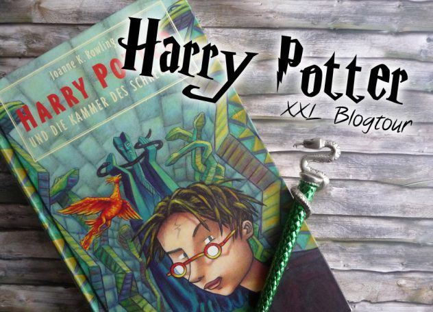 Harry Potter Blogtour