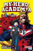 14045625_1194057247328876_5333480650826828716_n-e1475085468365 Mangarezension: My Hero Academia 1