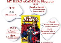 14355730_1212198202181447_291073964692448936_n Mangarezension: My Hero Academia 1