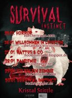 15977218_1345796205488312_8270962919168418461_n [Blogtour] Survival Instinct Thema: Genre Horror
